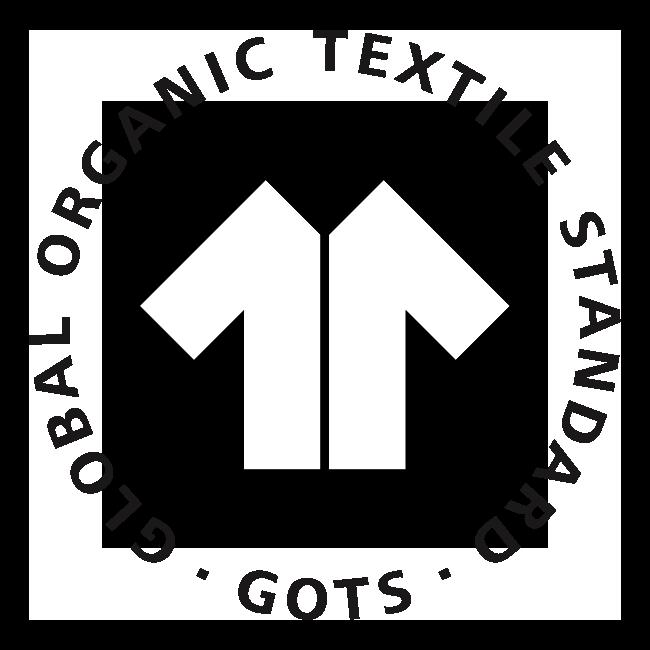 GOTS Logo Black